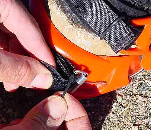 Renegade Hoof Boots Secure
