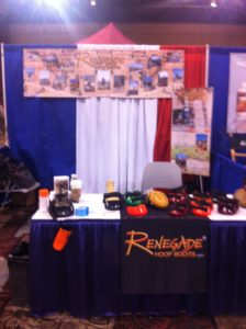 Renegade Hoof Boots Booth